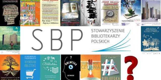 Konkurs na plakat promujący program Tydzień Bibliotek 2020