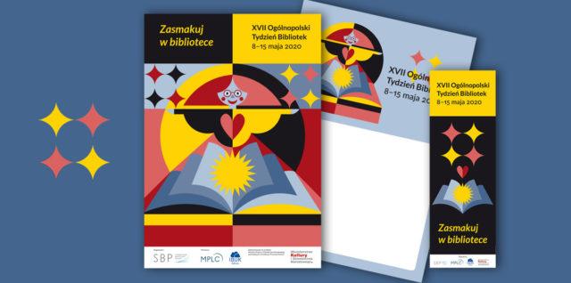 Tydzień Bibliotek 2020 – online – pakiet materiałów